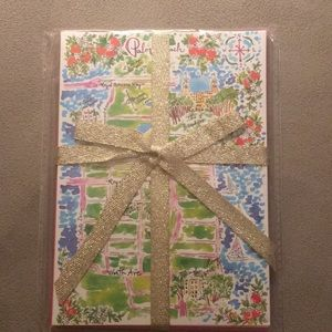Lilly Pulitzer Note Cards
